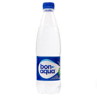 Bonaqua 0,5  газ