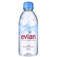 Evian 0.33l PET