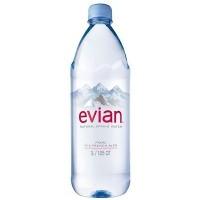 Evian 1.0l PET