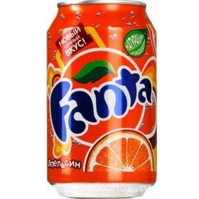 фанта 0.33