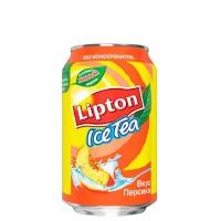 Персиковый чай Lipton 0.33 л